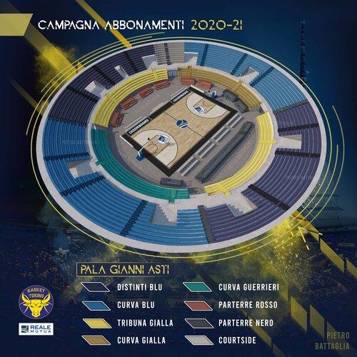 TICKETING - CAMPAGNA ABBONAMENTI STAGIONE 2019/2020 ...